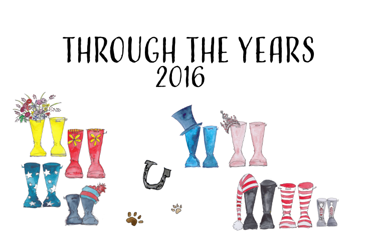 welly boot illustrations