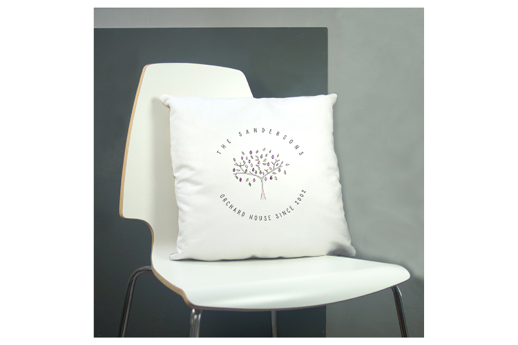 make it your own cushion