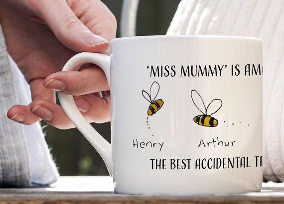 Miss mummy mug