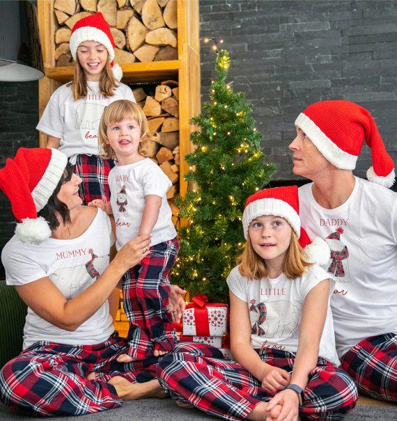 Christmas family pyjamas