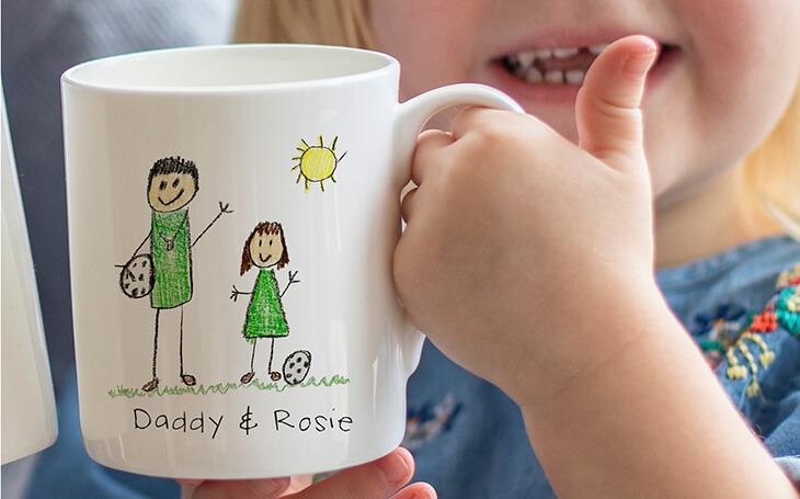 Your artwork mug