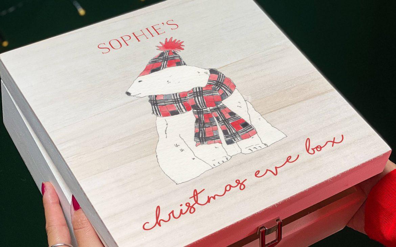 Festive Bears Christmas Eve Box