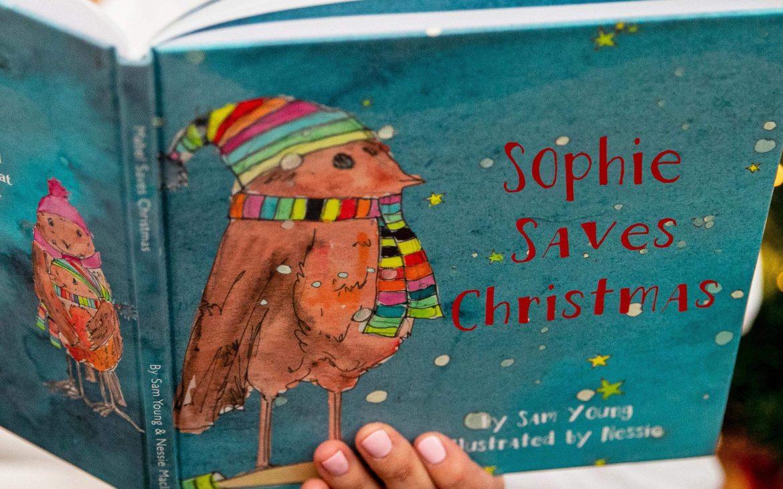 Christmas Eve Story Book