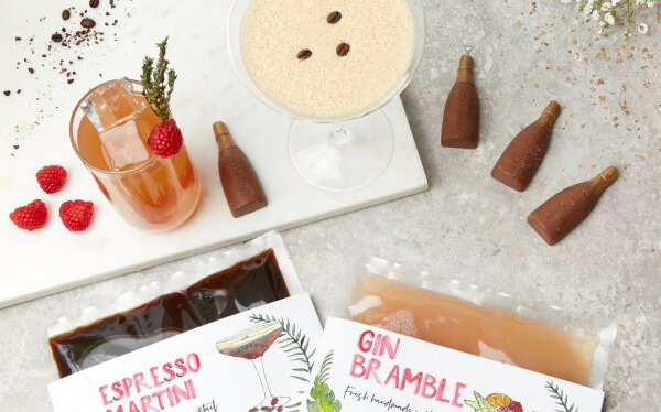Cocktail and Chocolate Gift Set